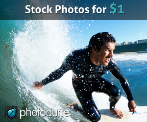 Photodune Sponsor Advertisement