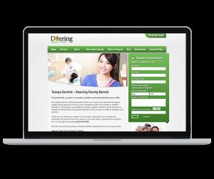 Doering Website Redesign