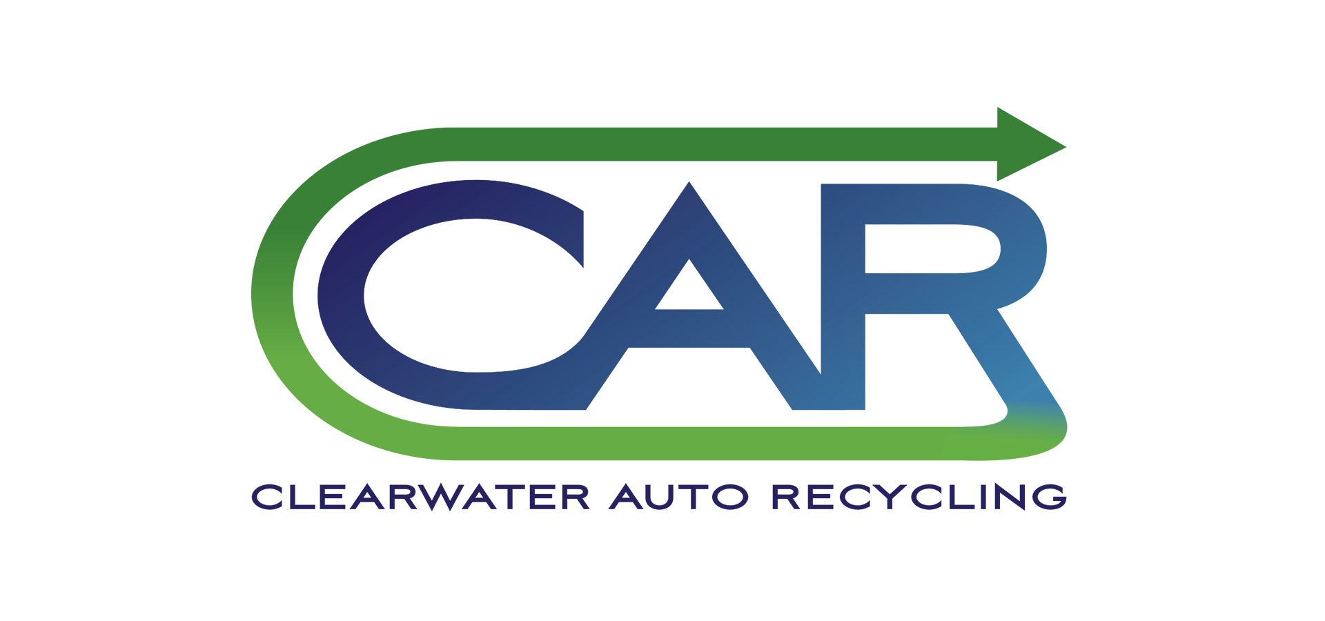 Clearwater Auto Recycling Logo