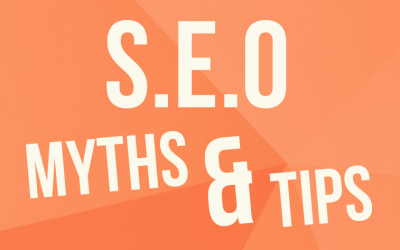 5 SEO Myths and Tips