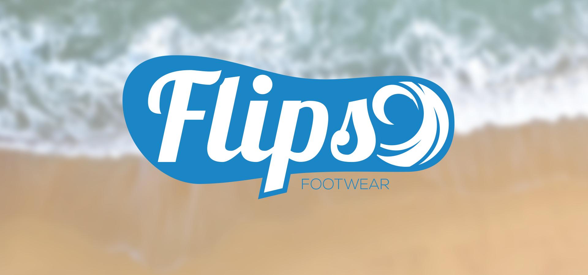 Flips logo main page image
