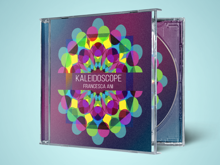 Kaleidoscope Album Art Design